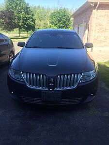 Lincoln MKS premium $10k Upgrades