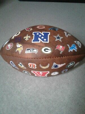 NFL Gamemaster - 9 Inch Collectible Football 32 Team