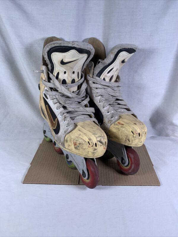 1999 Nike Air Zoom Thrust Hockey Inline Roller Skates