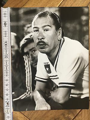 WM 1974 Chile coach Luis Alamos World Cup 74 Germany
