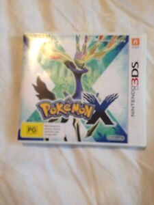 Pokemon X 3DS Green Point Gosford Area Preview