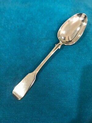 """Elizabeth Eaton 1857 Sterling Silver Spoon/Laddle 8 3/4"""" Long"""