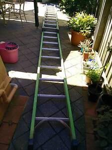 Bailey Extension Ladder Fibreglass 130kg 3.9-6.6m Industrial Paddington Eastern Suburbs Preview