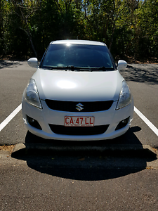 Suzuki Swift GLX 2012 Rosebery Palmerston Area Preview