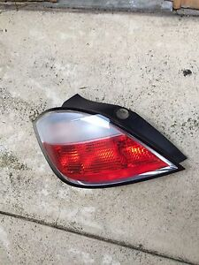Holden Astra AH Tail Light Gosnells Gosnells Area Preview