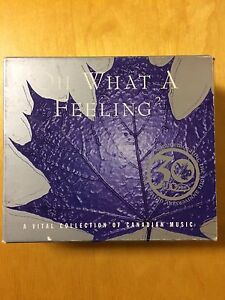 Oh What A Feeling Box CD Set Kitchener / Waterloo Kitchener Area image 1
