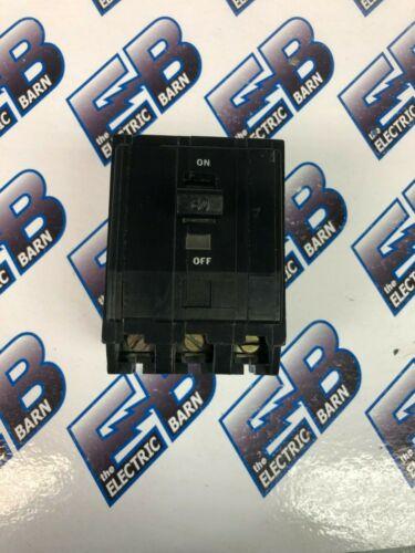 SQUARE D QO360, 60 Amp, 240 Volt, 3 Pole, BLACK Circuit Breaker- WARRANTY