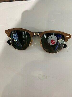 ray ban sunglasses clubmaster wood (Rayban Polorized)
