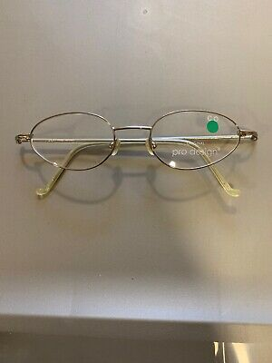 Vintage Pro Design Denmark Eyeglass Frame Better Collection