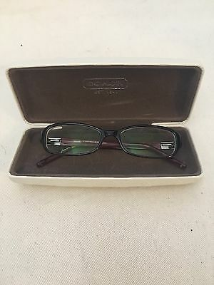 COACH GLYNNIS EYE GLASSES  (842) Blackberry  AUTHENTIC FRAMES!