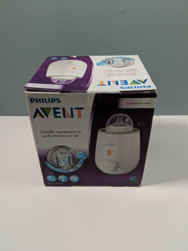 Philips Avent Fast Baby Bottle Warmer, New Milk Warmer - Factory Sealed - $28.99