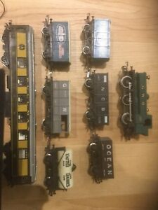 Hornby and Triang British Train  vintage