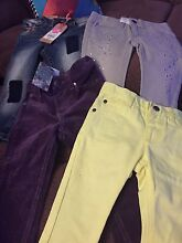 Girls size 1 winter clothing Coomera Gold Coast North Preview