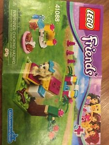 LEGO friends set #41088 Puppy Training