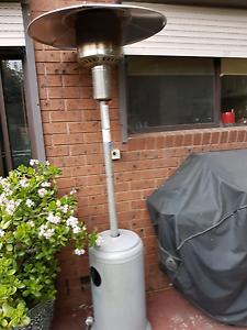 Portable gas outdoor heater Reservoir Darebin Area Preview