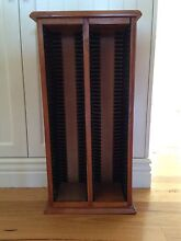 Solid Timber CD Storage South Windsor Hawkesbury Area Preview