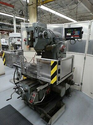 Varnamo Vertical Milling Machine