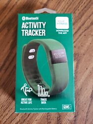 GEMS Your Fitness Bluetooth Watch App Tracks Fitness Activity Data Emerald