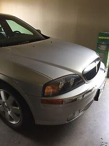2002 Lincoln LS v6 3.0 L