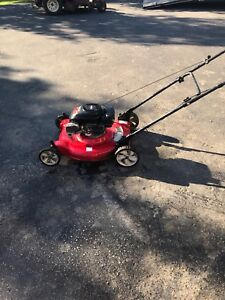 Yardmachine 4.5 hp mower