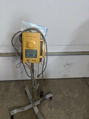Birtcher Hyfrecator Electrosurgery Unit Esu Stand Bipolar Foot Petal Switch Derm