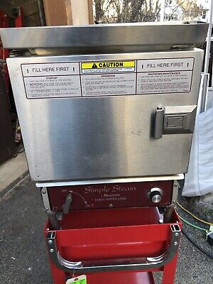 Southbend Simple Steam Ez-3 Commercial Electric Steam Oven Steamer Ez3