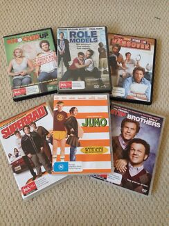 DVD Comedy Bundle - 6 movies  Ormeau Gold Coast North Preview