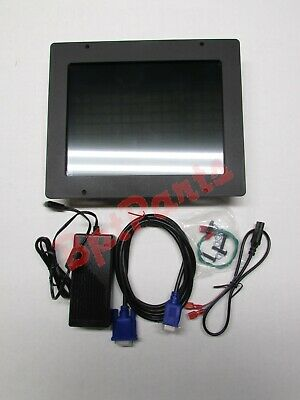 Bridgeport Lcd Color Monitor Upgrade Kit Ez-traksurfpath Iii10 Inch