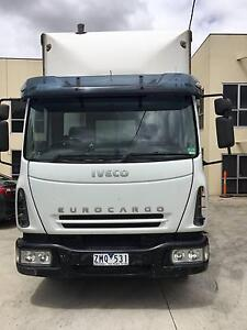 Truck with work or contract Tullamarine Hume Area Preview