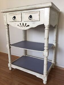 Shabby chic hall stand Meadowbank Ryde Area Preview