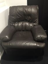 Leather Recliner Chair Buderim Maroochydore Area Preview
