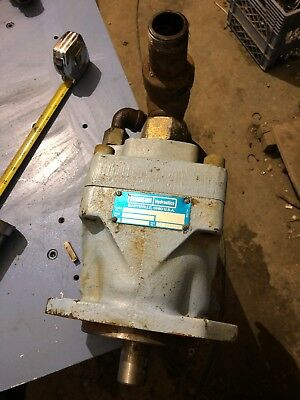 Denison Hydraulic High Speed Motor M4d 128 1n 00 B1 01