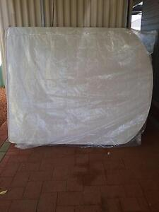 Queen size caravan mattress Ashby Wanneroo Area Preview