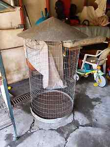 Oval bird cage Holmesville Lake Macquarie Area Preview
