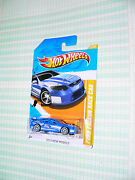 2012 Hot Wheels Ford Falcon Race Car
