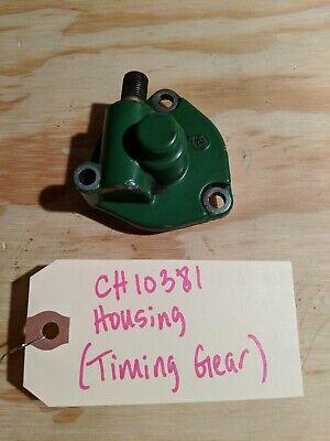 John Deere 850 950 Tractor Yanmar Timing Gear Housing Ch10381