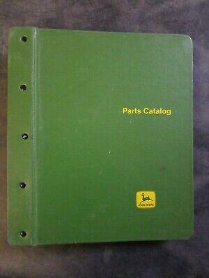 John Deere 45 Series Self Propelled Combine Parts Manual Book Catalog Pc-433