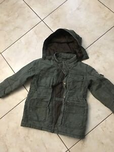Boy's fall/winter coat
