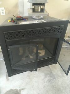 Majestic Natural Gas Fireplace.