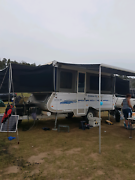 Goldstream camper  Bandon Grove Dungog Area Preview