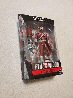 Marvel Legends Red Guardian Black Widow Crimson Dynamo BAF Wave NIB Free Ship