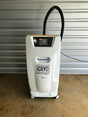 Cryo T-elephant By Metrum Cryoflex For Cryotherapy. Great Condition