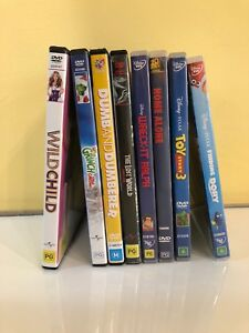 DVD MOVIES - Large range of family movies Adelaide CBD Adelaide City Preview