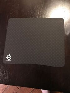 Steal series gaming mouse pad