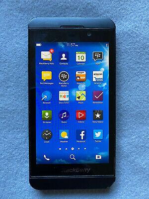 BlackBerry Z10 - 16GB - Black (Verizon) Smartphone STL100-4 BB3