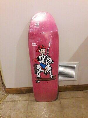 skateboard decks polar dane1 shaped 9.75 Dane brady old school skateboard