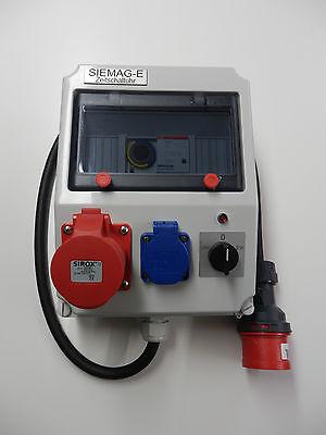 Brennerei Destillier - Zeitschaltuhr 16A-400V und Sonderausführungen