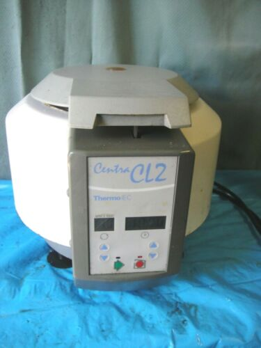 THERMO IEC CENTRA CL2 CENTRIFUGE  WITH  ROTOR