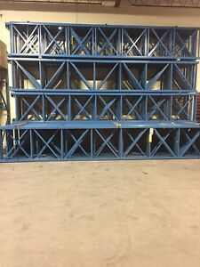 "Redi rack pallet racking and shelving ""open to the public"""