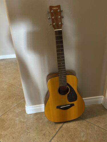 Yamaha JR1 3/4 Size Mini Folk Acoustic Guitar - Natural